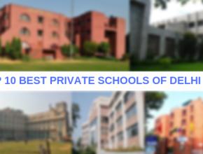 Top 10 Private Schools Of Delhi NCR